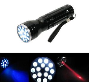 15 LED 3 In 1 Ghost Flashlight