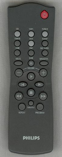 Philips RC28242/01 Remote