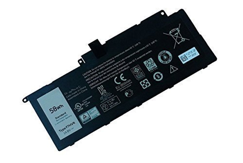 Original Dell F7HVR Battery,Genuine Dell F7HVR Battery
