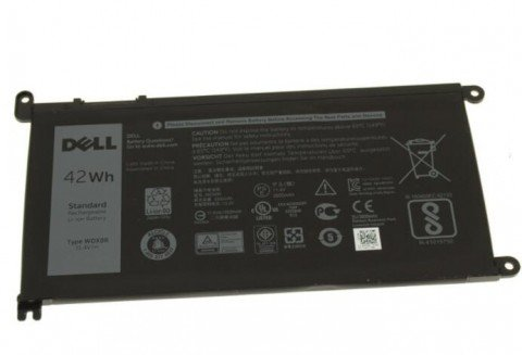 Original Dell WDX0R Battery,Genuine Dell Battery,Dell 3CRH3