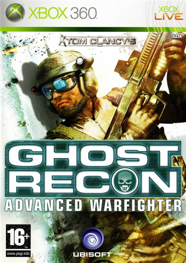 Tom Clancys Ghost Recon Advanced Warfare Xbox 360