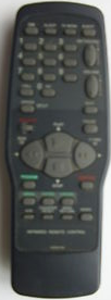 BUSH TVC565 Remote Control