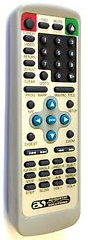Acoustic Solutions WN-698 Remote,Acoustic Solutions WN698