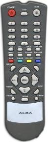 Alba ALCD15TV2 Remote Control