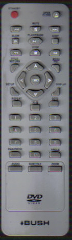 Bush DVD2048/A Remote Control