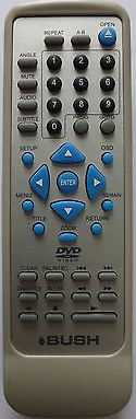 Bush Dvd2043 Remote,Bush Dvd2043 Remote Control.