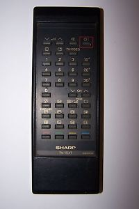 Sharp G0618PESA Remote,Sharp CV2133H Remote Control