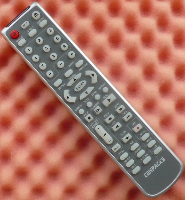 Compacks XF-21 Remote Control