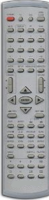 Compacks Dvd Remote