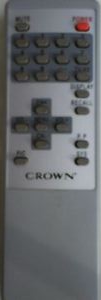 Crown CTF101 Remote