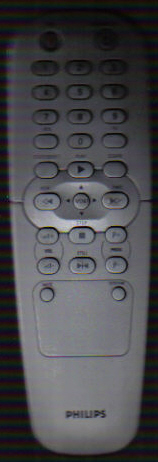Dvd Recorder Remote