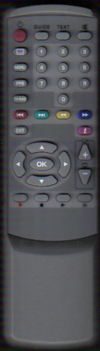 Freeview Remote