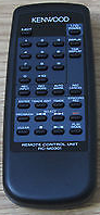 Kenwood RC-M0301 Remote,Kenwood RCM0301 Remote
