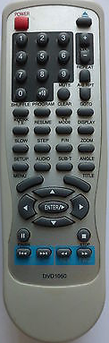 Proline DVD1050 Remote