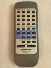 Panasonic EUR648264 Remote