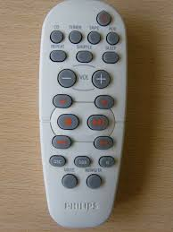 Philips WK203 Remote,Philips 314011851011 Remote