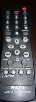 Philips RC283105/01 Remote Control