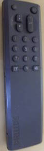 Philips RC9076 HV9 Remote,Philips RC9076 HV9 Remote Control.