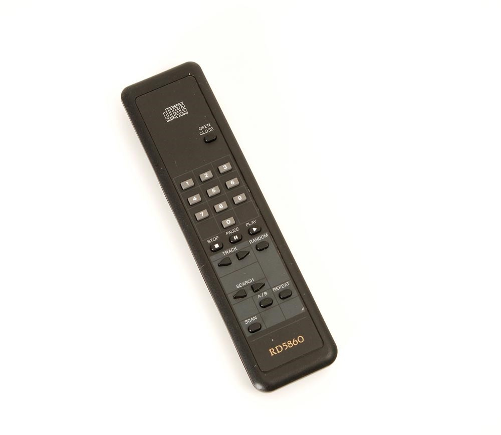 Philips RD5860 Remote,Philips RD5860 Remote Control.