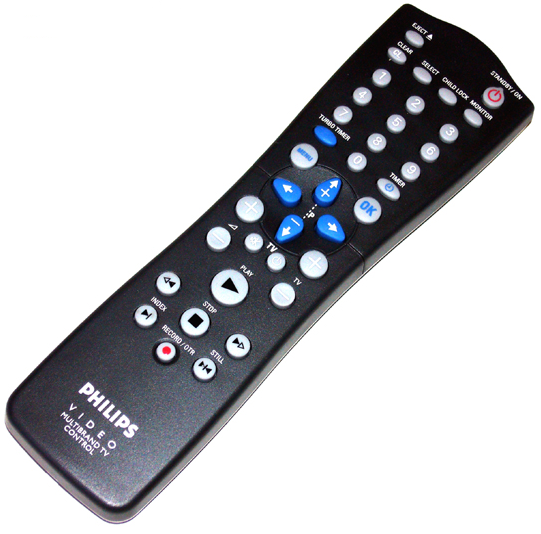 Philips RT25113/101 Remote,Philips RT25113 Remote