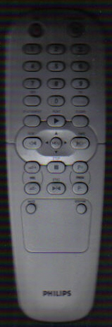 Philips Tv/Vcr Remote.