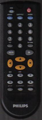 Philips RC0851/01 Remote