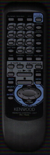 Kenwood RC-752E Remote
