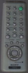 Sony RMT-D148A Remote,Sony RMTD148A Remote