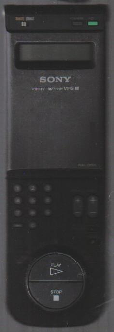 Sony RMT-V131 Remote