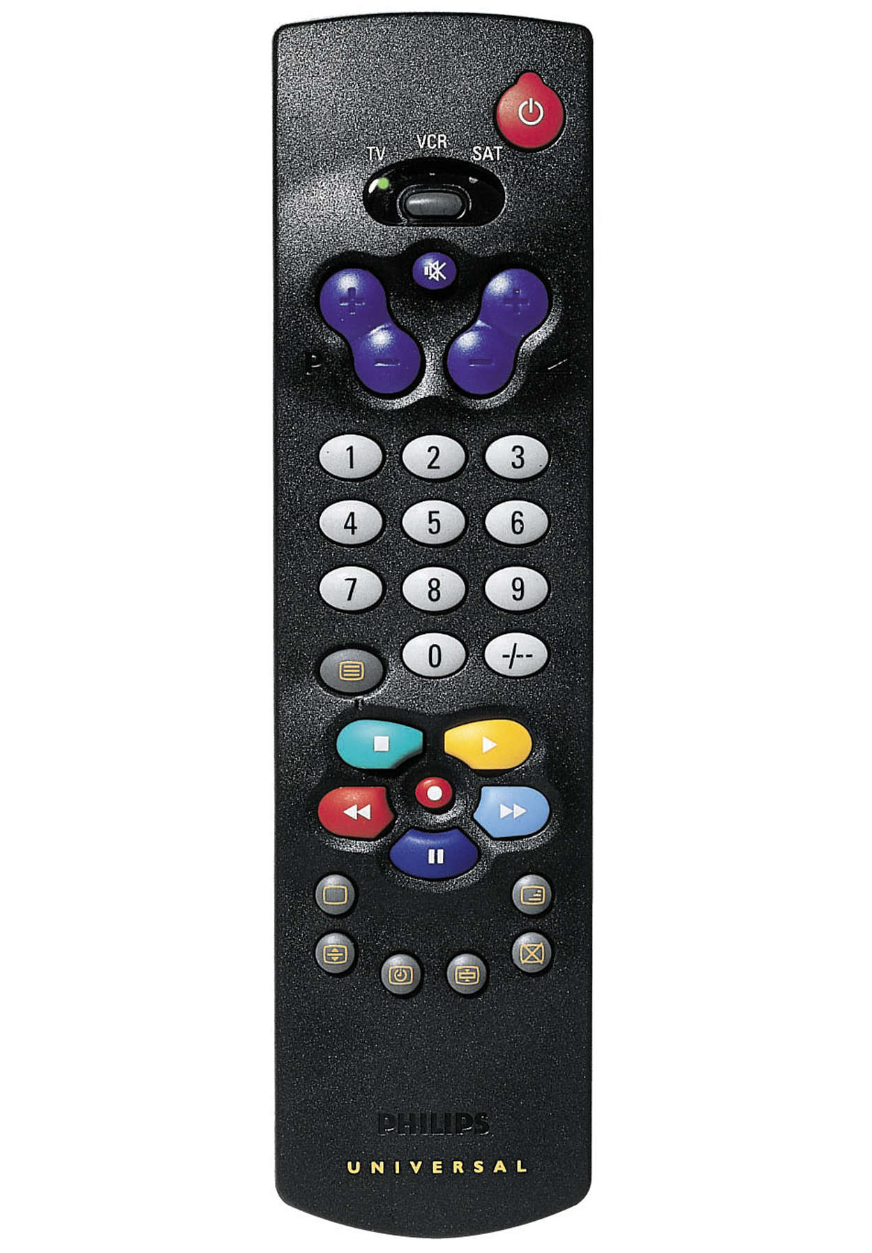 Philips SBCRU430 Remote