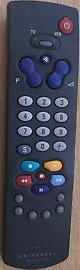 Philips SBC RU 422 Remote Control