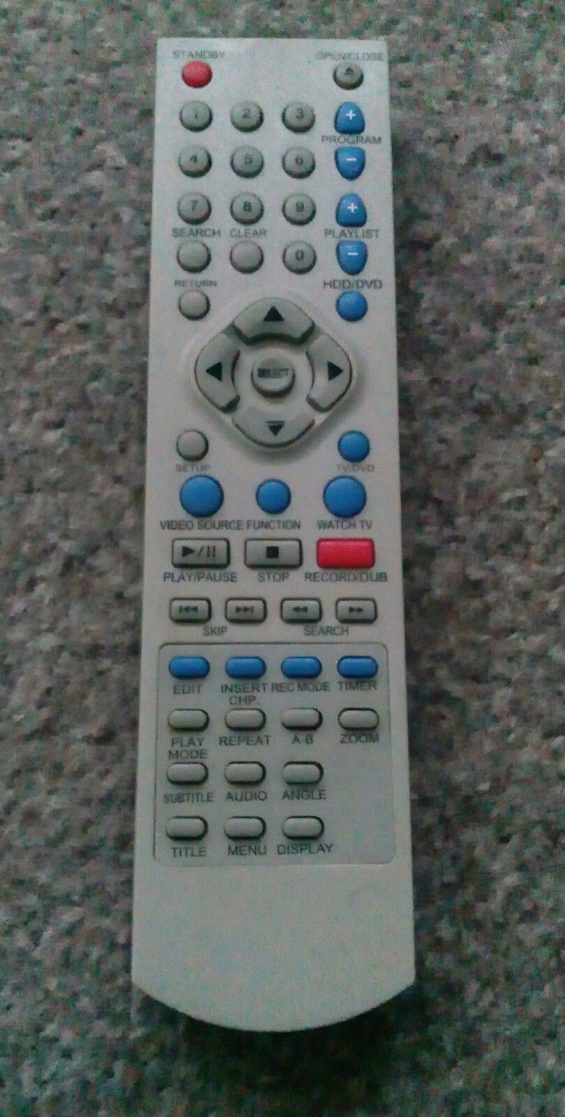 Sanyo SF113 Remote,Sanyou SF114 Remote.