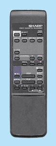 Sharp G0961GE Remote,Sharp G0961GE Remote Control