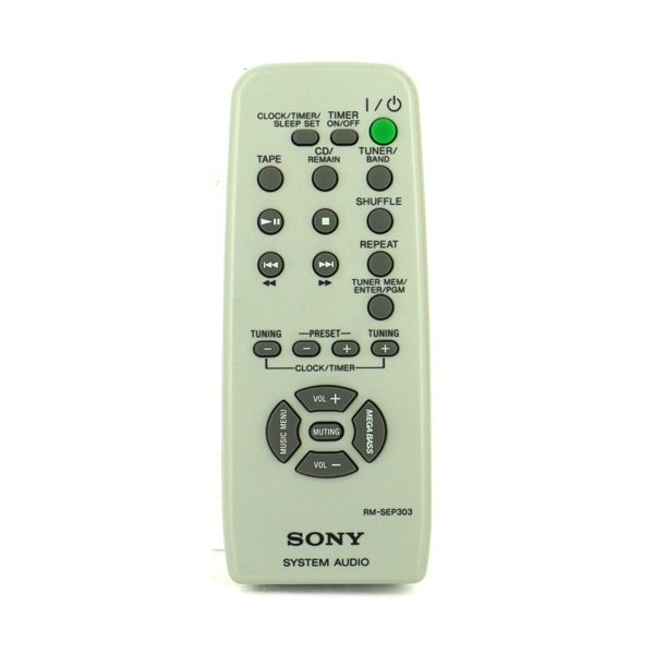 Sony RM-SEP303 Remote,Sony RMSEP303 Remote