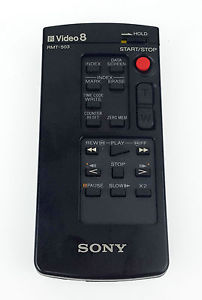 Sony RMT-503 Remote