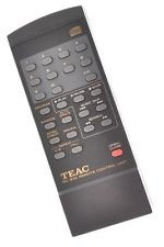 TEAC RC-632 Remote,TEAC RC632 Remote.