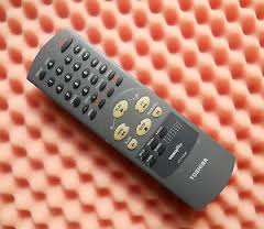 Toshiba VT-710UK Remote,Toshiba VT710UK Remote