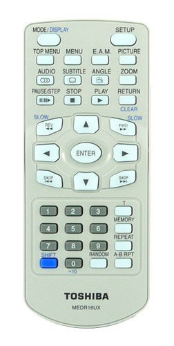 Toshiba MEDR16UX Remote