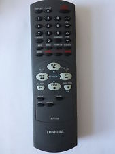 Toshiba VT-611UK Remote