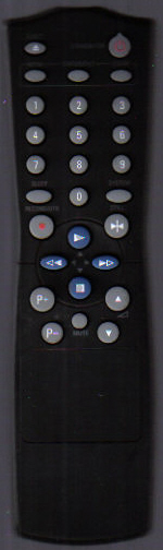 Philips Video Remote.