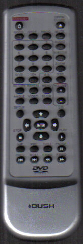 Bush DVD2053 Remote