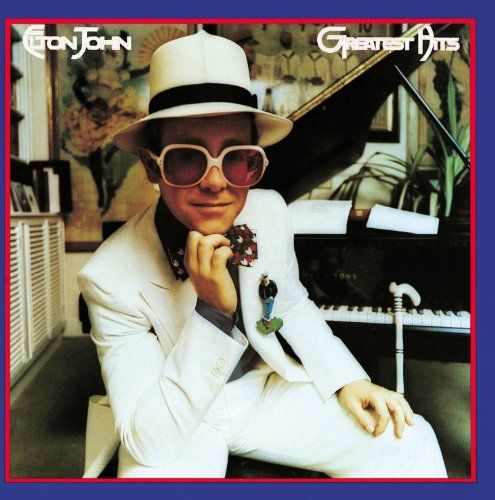 Greatest Hits Elton John