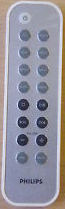 Philips MC108 Remote,Philips LM0643 Remote.
