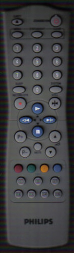 Philips TV Remote.