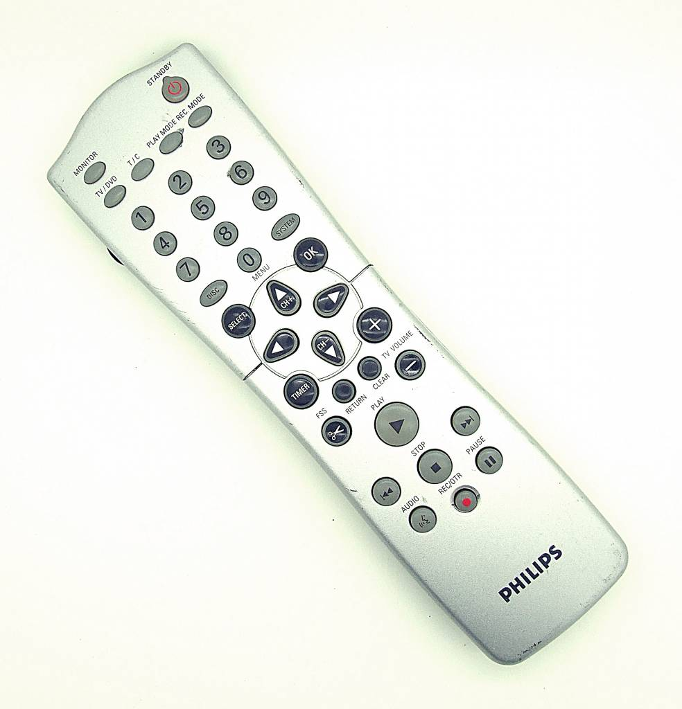 Philips RC25115/01 Remote,Philips RC25115 Remote,DVDR70,DVDR75