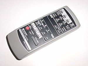 Sharp RRMCG0229AWSA Remote,Sharp RRMCG0229AWSA Remote Control.